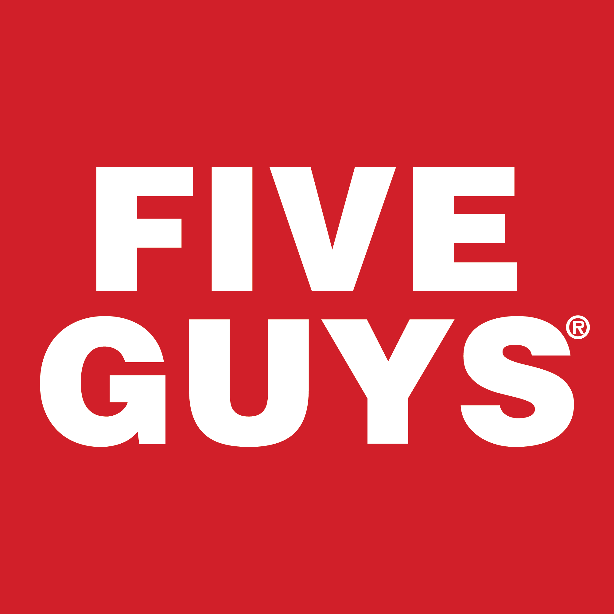 Five Guys - American Burgers, Hotdogs & More | City Walk, Dubai, UAE