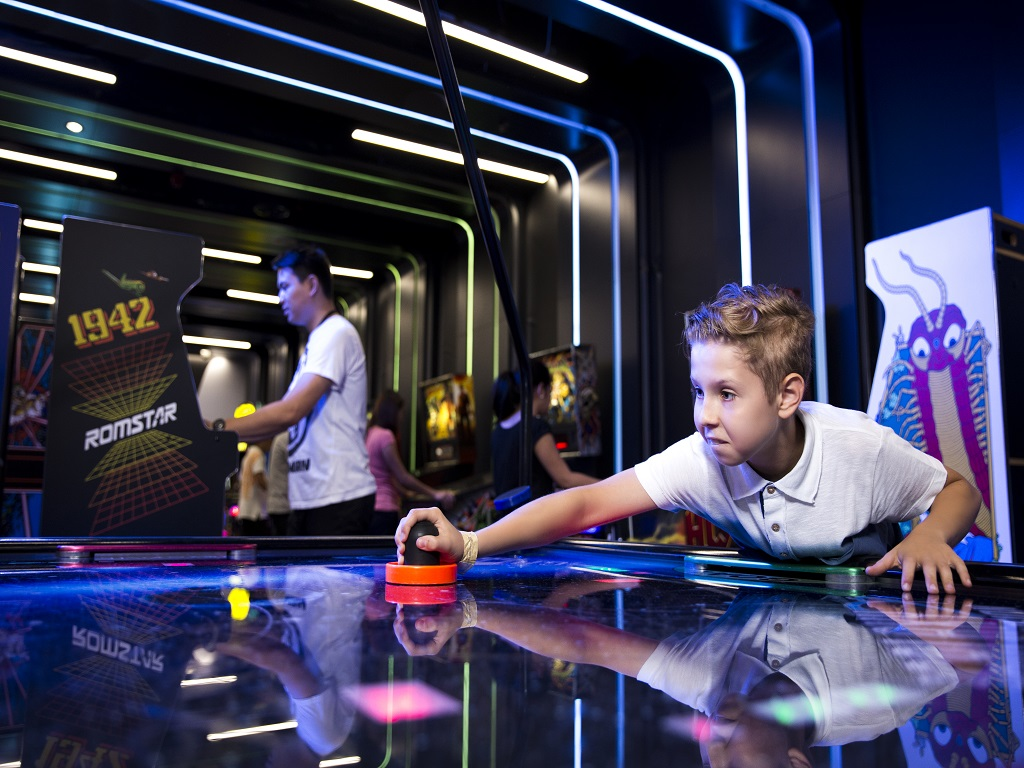 Hub Zero Indoor Theme Park Rides Amp Attractions City