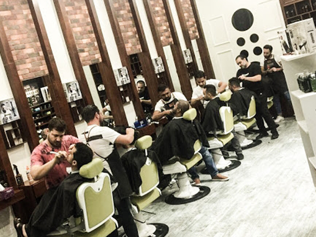 Casanova Gents Salon Men S Hair Salon Hair Care More City Walk Dubai Uae
